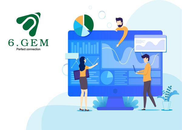 Dịch vụ thiết kế website hiệu quả 6.GEM - Sự chuyên nghiệp tạo nên chất lượng bền vững | Chi nhánh Gò Vấp