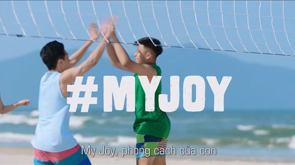 """""""My Joy - Phong cách của con"""" – Chiến dịch ý nghĩa dành cho tuổi teen hiện đại từ Vinamilk"""
