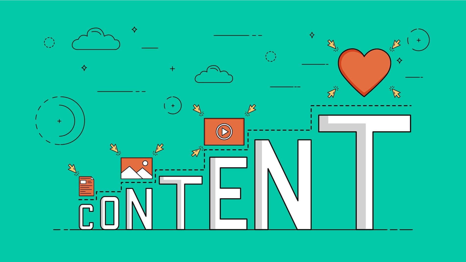 Xây dựng content vượt trội, thu hút lượt share và trích dẫn từ nhiều nguồn